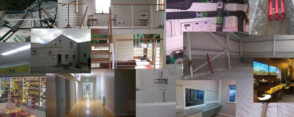 Some of the many client's that avail of the excellent building and maintenace services of Eugene Foley Construction Ltd.